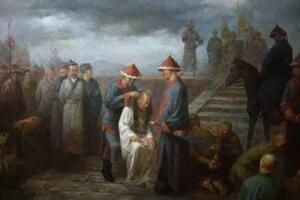 清初屠城事件嘉定三屠,清军强推剃发令血洗10万平民