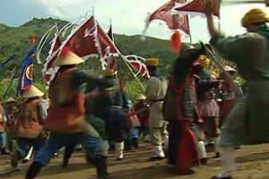 1650广州大屠杀,尚可喜狂杀70万人/幸存者跪谢不杀之恩