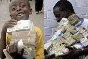 2018年世界上最穷的国家排名,津巴布韦人均GDP仅6毛钱
