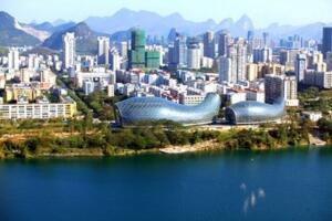 2018中国十大最丑建筑排行榜,柳州双鱼汇长得像尿壶