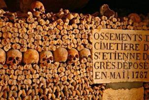 世界上最恐怖的博物馆,美国费城马特博物馆(尸骨成堆)