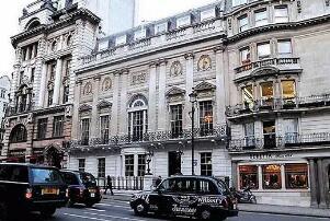 英国最豪华的怀特绅士俱乐部,有钱都进不去(拒绝女性)