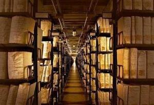 神秘的梵蒂冈机密档案室,阅读文档竟需要写申请书