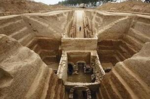 中国三大古墓没人敢挖,中国最神秘的三大古墓曝光