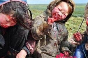 俄罗斯涅涅茨人是不是黄种人?涅涅茨人为什么吃生肉