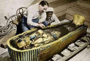 图坦卡蒙的诅咒是什么,揭秘埃及法老图坦卡蒙的诅咒真相