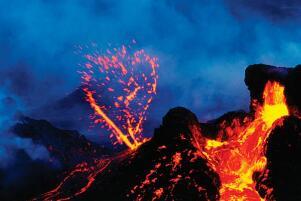 世界上最恐怖的邮箱,位于火山口附近(一不小心就会丧命)