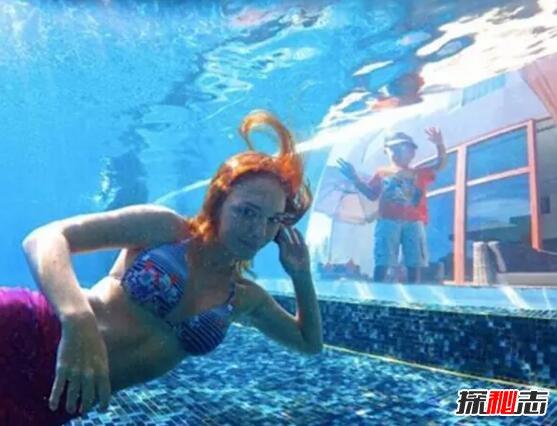 世界上最漂亮的美人鱼图片_世界上最漂亮的美人鱼,海底真正美人鱼的照片曝光_探秘志