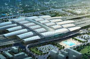 世界最大火车站排名,广州新站1140万平方米称霸世界