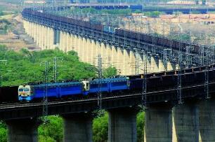 世界上最长的火车,澳大利亚火车7353米(望不到尽头)