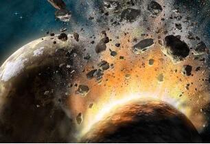 2032年地球会毁灭吗?地球2032年灭亡过程图片曝光