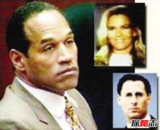 世纪审判辛普森杀妻案图片