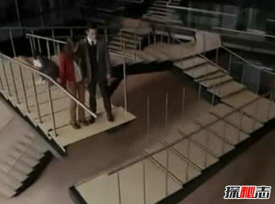 潘洛斯階梯是真的嗎?三維空間中根本構造不出來(錯覺)