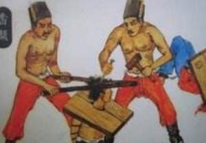 战国时最残酷的刑罚凿颠,用铁器在人的头顶打孔