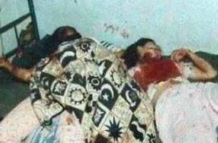 日本奥村家灭门案,一家三口被乱刀砍死(钢琴引发的血案)