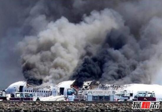 韩国客机坠毁之谜图片