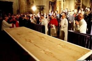 耶稣裹尸布之谜,欺骗世人20世纪(并非都灵裹尸布/赝品)