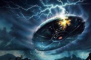 前苏联绝密军事基地UFO谜案:空军击落飞碟/飞机大战飞碟