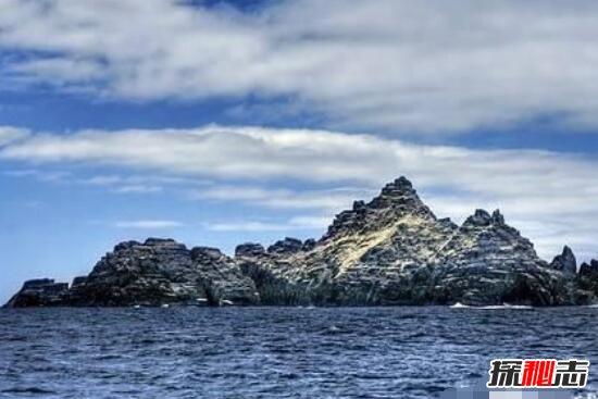 揭秘神秘幽灵岛之谜,深海中忽隐忽现的岛屿(被海水吞没)