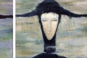 世界上最邪的一张画,名画雨中女郎令人发疯(超诡异)