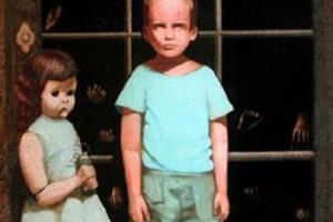 世界上最能吓死人的画,著名魔画迪奥的世界(吓死上千人)