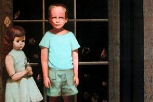 世界上50张最诡异的画,诡异画看懂了才恐怖(图文解析)