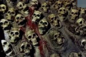 世界上有人拍到地狱,俄罗斯井底拍到真实鬼魂(超惊悚)