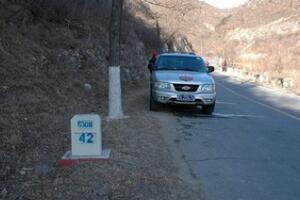 揭秘北京怪坡谜团,车辆无人驾驶自行爬坡(视觉差造成)