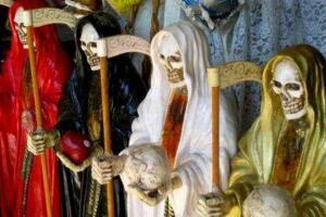恐怖的墨西哥索诺拉州魔法市场,满城的腐尸(巫术聚集地)