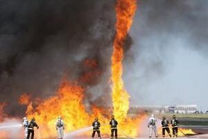 震惊世界十大自然现象,火焰龙卷风杀伤力爆表(极为罕见)