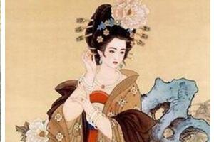 中国古代四大美女杨贵妃生死之谜,杨贵妃在马嵬坡自杀