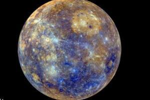 太阳系四大水星之谜,水星上的冰山之谜(有不明反光物质)