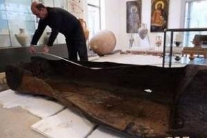 黑海史前古船之谜,百万年前船只在水中保存完好(未解)