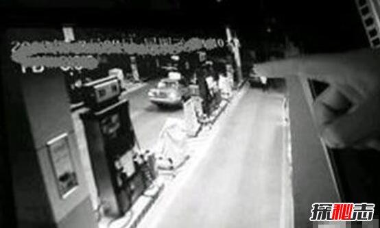 马家湾加油站闹鬼事件