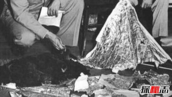 1947年飞碟坠毁事件