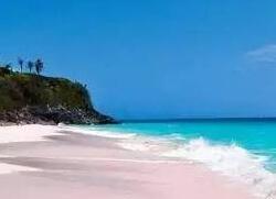 盘点世界十大奇特海滩,艳遇圣地粉色海滩美到令人窒息