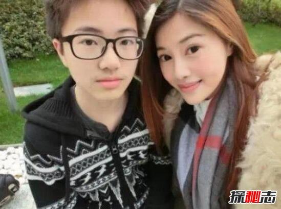 王纪庭的妈妈_46岁南京不老仙妈宛如少女,与16岁儿子王纪庭拍照像情侣