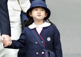 日本爱子公主,最丑公主暴瘦秒变女神