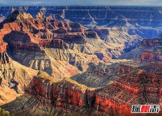 探索美國死亡谷之謎,氣候干旱國家公園的存在(圖片)