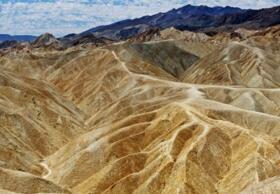探索美国死亡谷之谜,气候干旱国家公园的存在(图片)