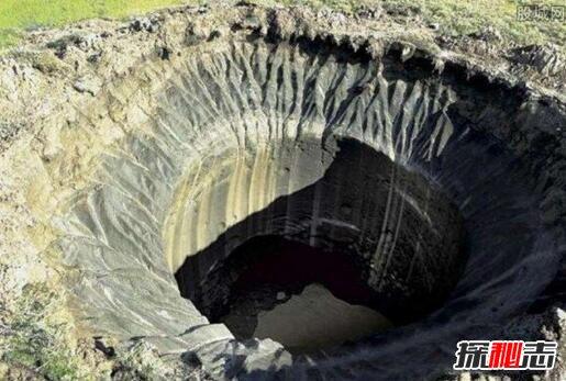 俄羅斯西伯利亞天坑,能裝下飛機的巨型末日天坑(圖片)